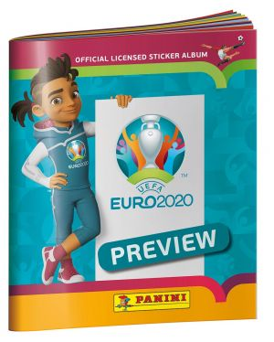 Uefa Euro 2020™ Official Preview Collection