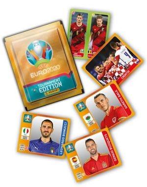 UEFA Euro 2020™ Official Collection - Cromos faltantes