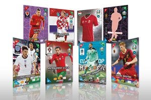 UEFA EURO 2020™ Adrenalyn XL™ 2021 Kick Off - GOAL STOPPERS -DEFENSIVE ROCKS -KEY PLAYERS - GOAL MACHINES - Fehlende Karten