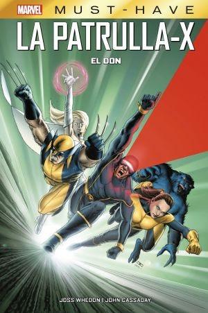 Marvel Must-Have. Patrulla-X: El don