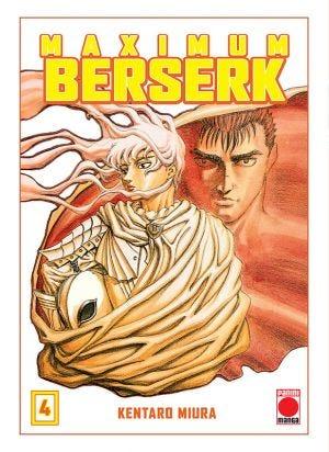 BERSERK MAX N.4