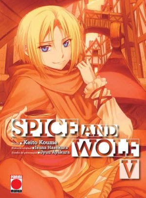SPICE AND WOLF N.5