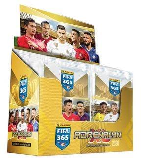 Panini FIFA 365 Adrenalyn XL™ 2020 - Caja de 50 sobres