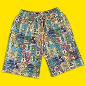 Pantalones cortos Calciatori Panini