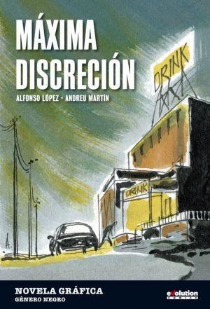 MÁXIMA DISCRECIÓN (RÚSTICA)