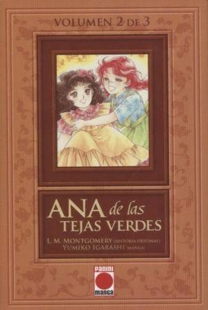 ANA DE LAS TEJAS VERDES N.2