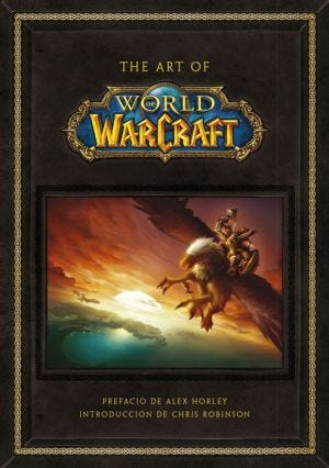 THE ART OF WORLD OF WARC N.1