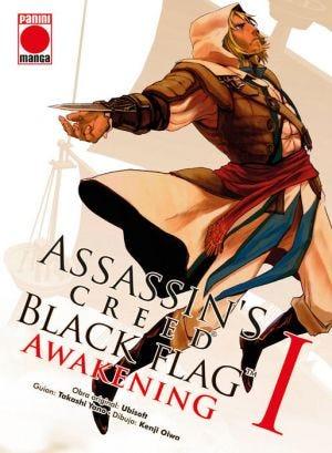 ASSASSIN'S CREED BLACK FLAG N.1