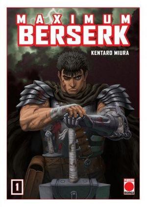 BERSERK MAX N.1