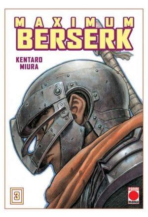 BERSERK MAX N.3