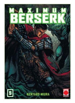 BERSERK MAX N.5