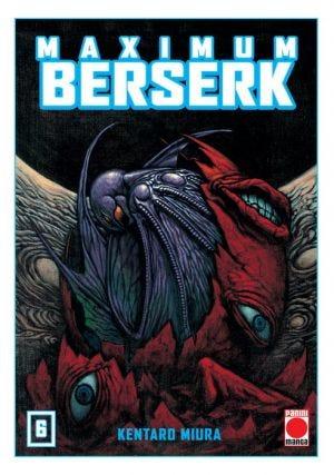 BERSERK MAX N.6