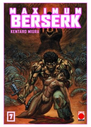 BERSERK MAX N.7