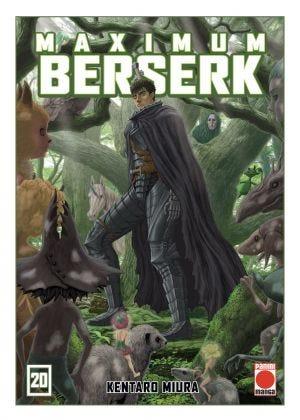 BERSERK MAX N.20