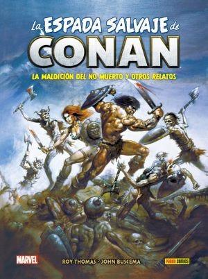 BIBLIOTECA CONAN LA ESPADA SALVAJE DE CONAN N.2