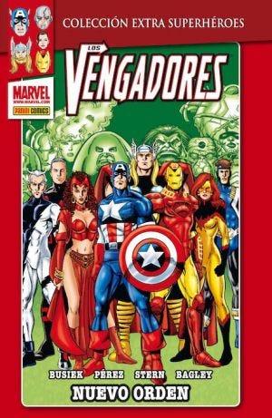 LOS VENGADORES 3.NUEVO ORDEN
