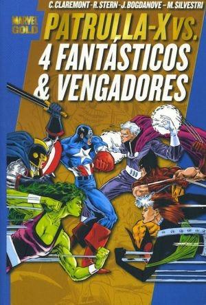 PATRULLA-X VS 4FAN.&VENGADORES