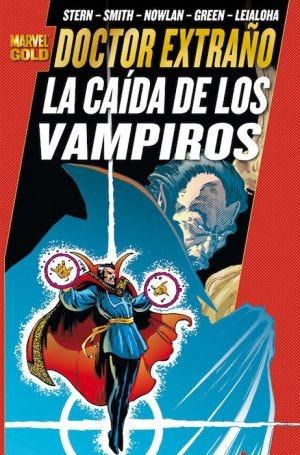 DR.EXTRAÑO LA CAIDA DE LOS VAMPIROS