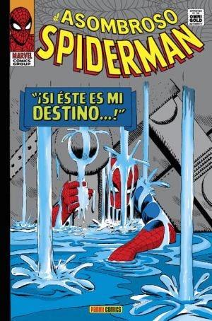 EL ASOMBROSO SPIDERMAN. SI ESTE ES MI DESTINO...