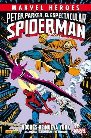 PETER PARKER EL ESPECTACULAR SPIDERMAN.NOCHES DE NUEVA YORK