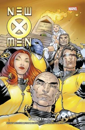 NEW X-MEN N.1. E DE EXTINCIÓN