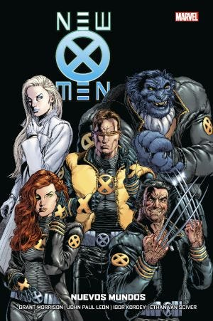 NEW X-MEN N.3. NUEVOS MUNDOS