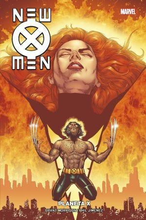 NEW X-MEN N.6. PLANETA X