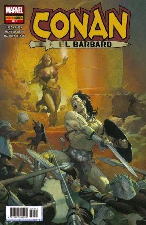 CONAN EL BÁRBARO N.1