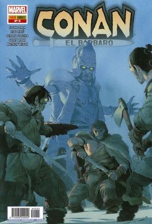 CONAN EL BÁRBARO N.5