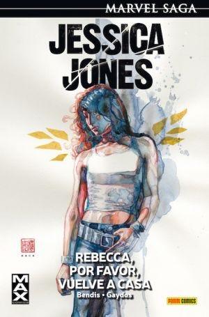 JESSICA JONES 2. REBECCA, POR FAVOR, VUELVE A CASA