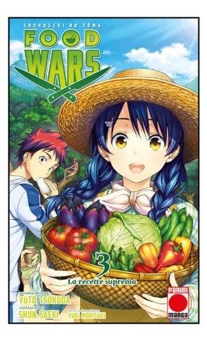 FOOD WARS N.3