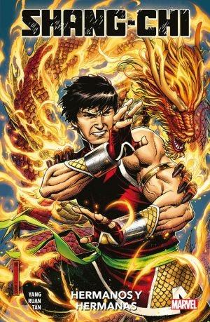 Shang-Chi: Hermanos y hermanas