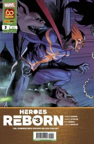 Heroes Reborn 3 de 5