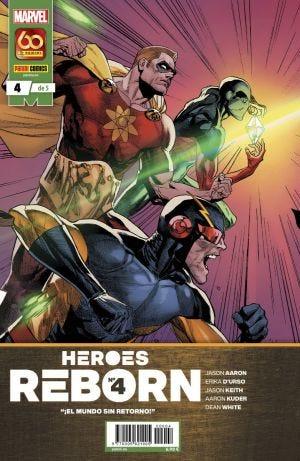 Heroes Reborn 4 de 5