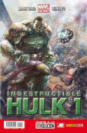 EL INCREIBLE HULK VOL.2 N.10