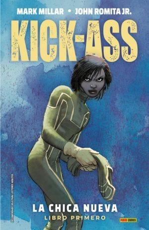 KICK-ASS 1 LA CHICA NUEVA