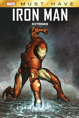 MARVEL MUST HAVE IRON MAN. EXTREMIS