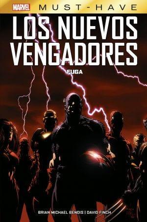Marvel Must-Have. Los Nuevos Vengadores 1