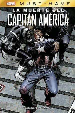 Marvel Must-Have. La muerte del Capitán América