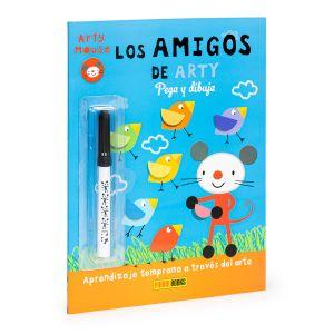 ARTY MOUSE - LOS AMIGOS DE ARTY