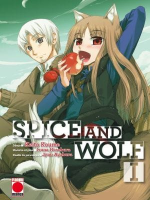 SPICE AND WOLF N.1