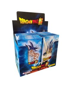 CAJITA 50 SOBRES DRAGON BALL SUPER TC - La leyenda de Son Goku