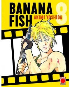 BANANA FISH N.8