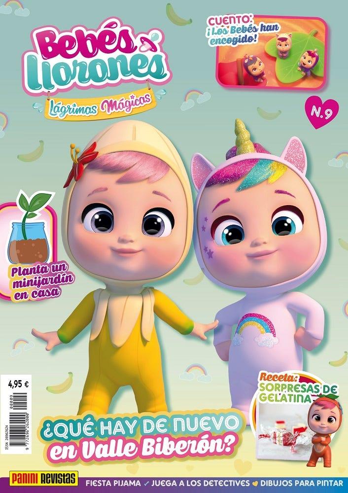 Bebés Llorones N.9 | Panini Revistas
