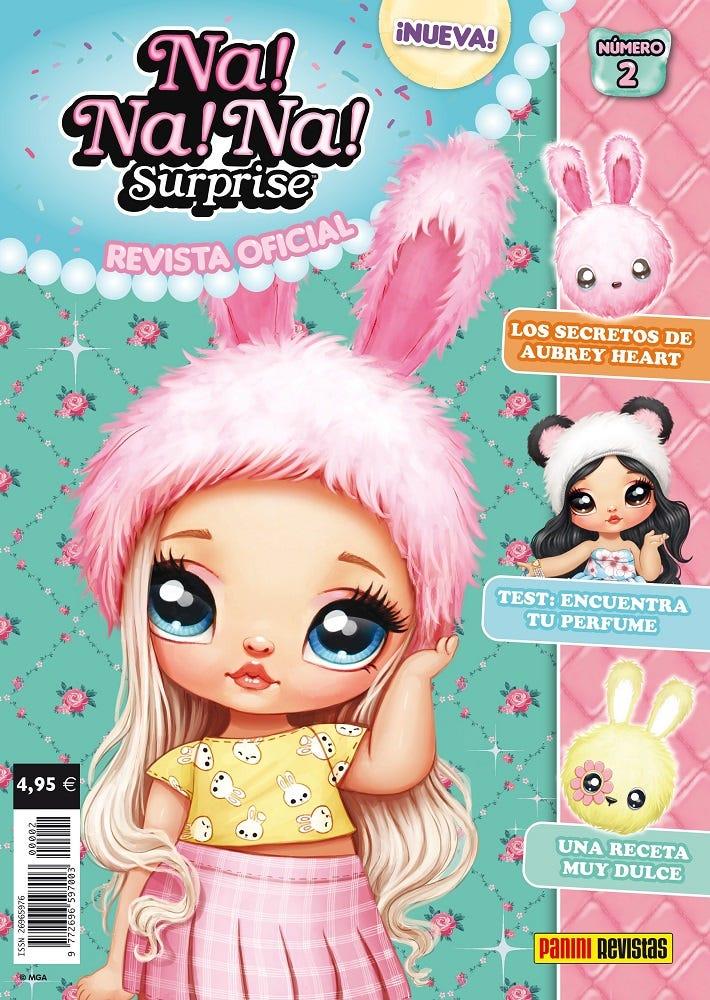 Na! Na! Na! Surprise! N.2   Panini Revistas