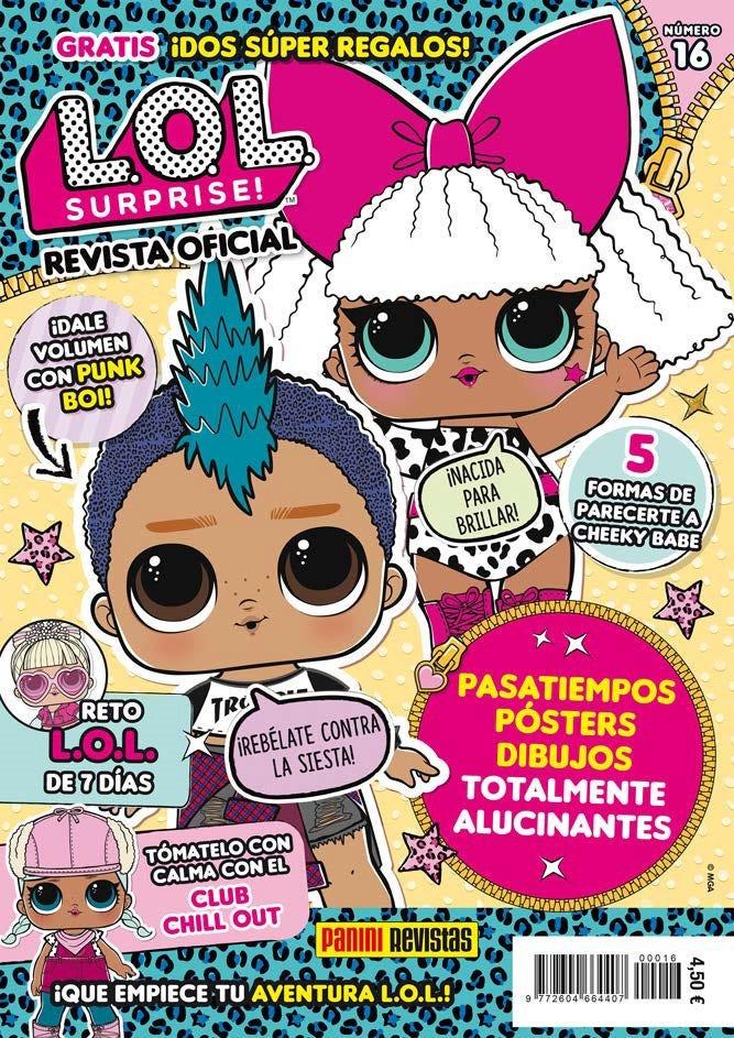L.O.L. Surpirse! N.16 | Panini Revistas